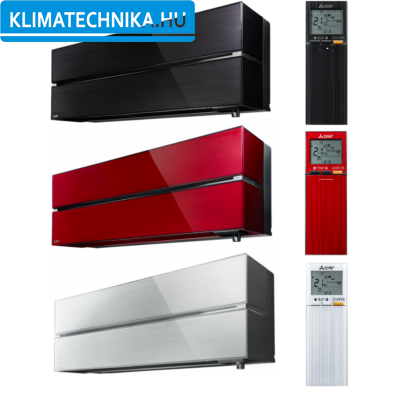 Mitsubishi Luxury Diamond MSZ/MUZ-LN60VGB fekete