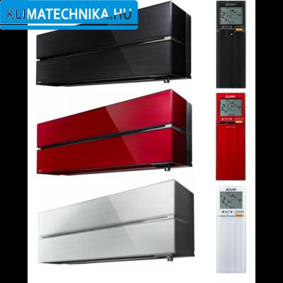Mitsubishi Luxury Diamond MSZ/MUZ-LN60VGR piros