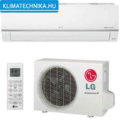 LG Silence Plus PC18SQ.NSK / PC18SQ.UL2 oldalfali mono split klíma 5.3 kW