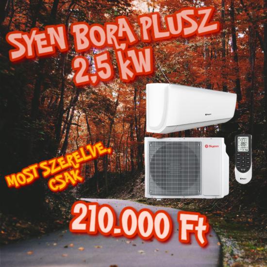SYEN BORA PLUSZ SOH09BO-E32DA4A2