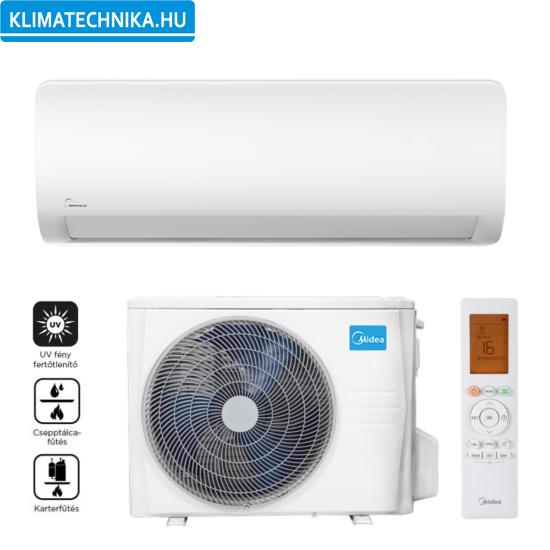 Midea Xtreme Save Pro 3,5 kW szett MGP2X-12-SP