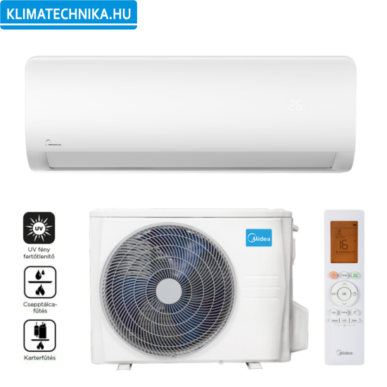Midea Xtreme Save Pro 2,6 kW szett MGP2X-09-SP